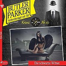 Die schwarze Witwe (Butler Parker 10) Hörbuch von Günter Dönges Gesprochen von: Thorsten Breitfeldt