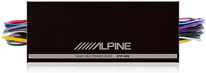 [QMVU_8575]  Amazon.com: Alpine KTP-445U 4-channel Power Pack Amplifier | Alpine Ktp 445 Wiring Diagram Unit |  | Amazon.com