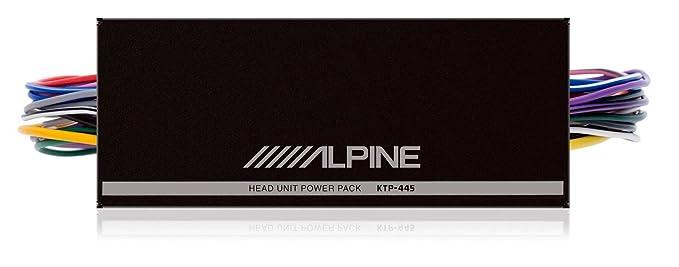 Alpine KTP-445U 4-channel Power Pack Amplifier on