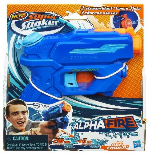 71 opinioni per Nerf Super Soaker- Blaster Alpha Fire