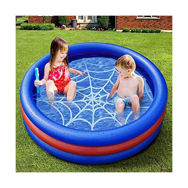 Inflatable Kiddie Paddling Pool