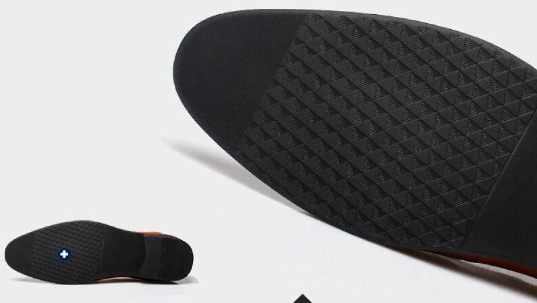 GTYMFH Otoño Hombres Cuero Zapatos Zapatos Zapatos De Cuero Negocios Casual Zapatos De Hombre ed23c3