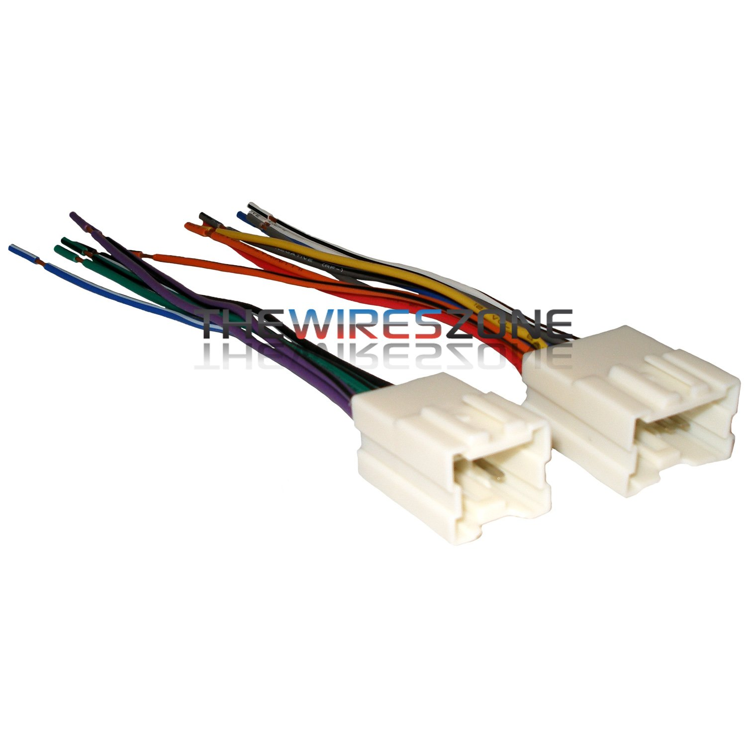 Amazon.com: Raptor RAP-NI-7401 (70-7550) Wire Harness NISSAN TO CAR PWR  SPKR 1995: Car Electronics