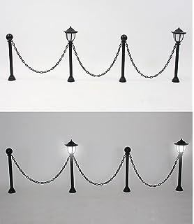 2x LED Solarleuchten mit Kette Leuchte Lampe Außenlampe Gartenleuchte Batterie