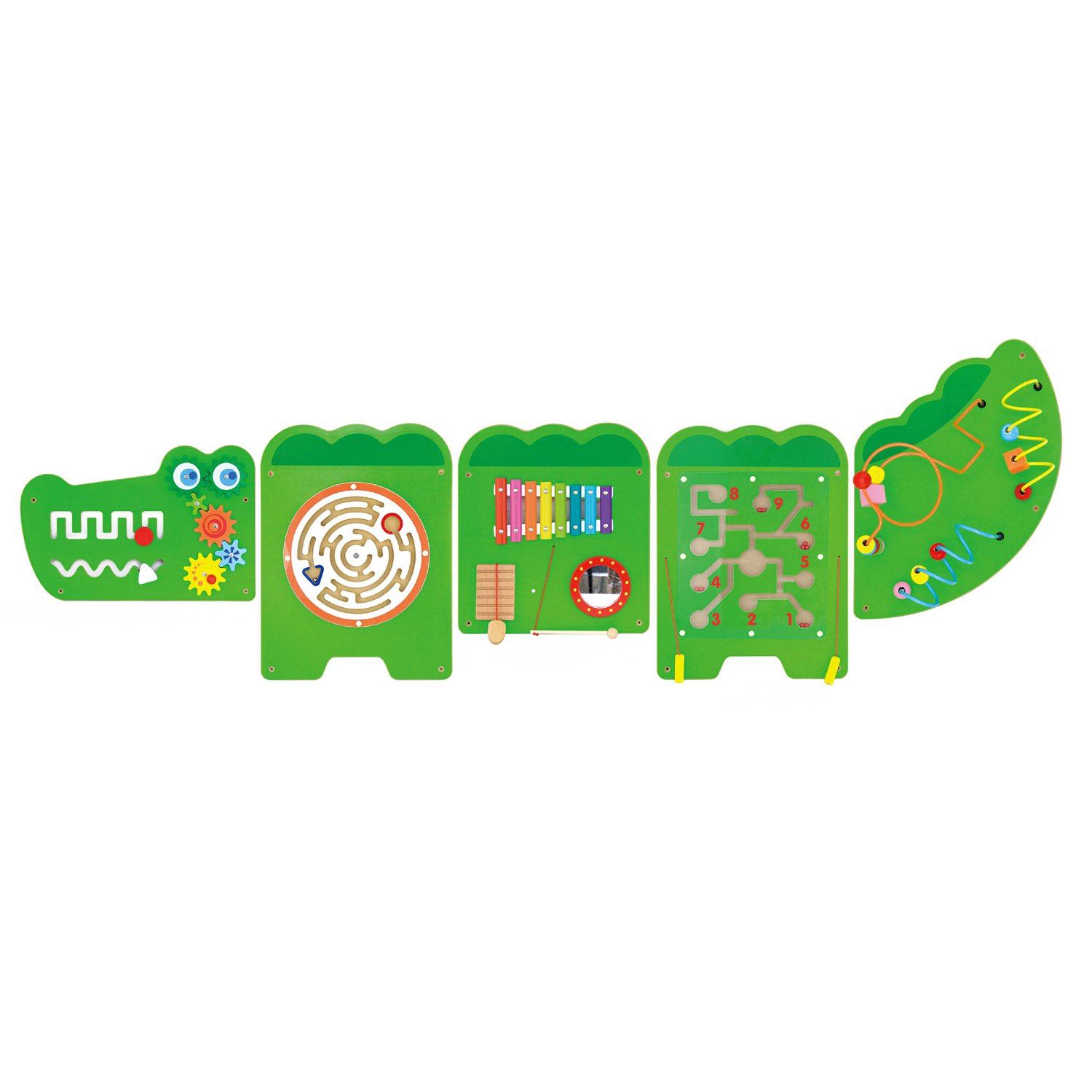 Viga Toys - 50346 - Wall Game - Crocodile by Viga 50000