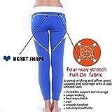 CROSS1946 Women's Active Yoga Pants Running Hips
