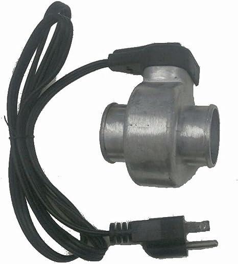 "1 1//2/"" Universal Radiator Hose Heater for Tractors Zerostart 1.5/"" Hose"