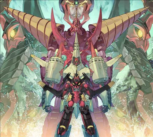 Complete Gurren Lagann Limited Edition Bluray Set by Aniplex of Japan