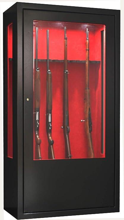 Infac Armoire Forte Vitrine V90 14 Armes Amazon Fr Sports Et