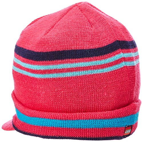 wear Niñas ASTON LEGO 672 rosa Gorro BRIGHT PINK STRICKMÜTZE 474 TEC dww1Yq6