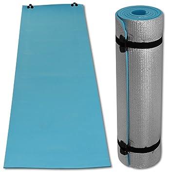 Camping Matte - Colchoneta - Yoga - Fitness Esterilla ...