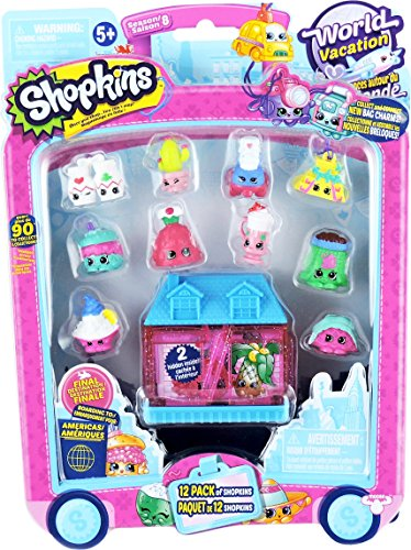 Shopkins S8 Americas 12 Pack