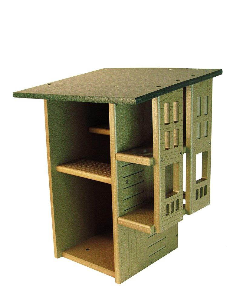 JCs Wildlife Ultimate Red Fox, Gray and Black Squirrel House, Nesting box by JCs Wildlife (Image #5)