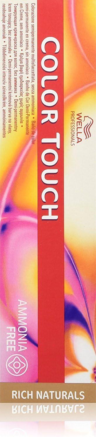 Wella Color Touch 10/81 infernal lichtblond perl-Asch, 60 ml
