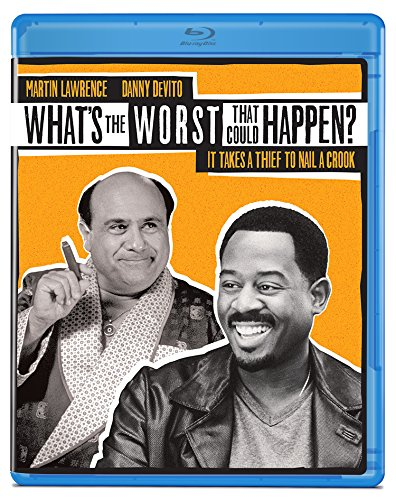 What's the Worst That Could Happen [Blu-ray]