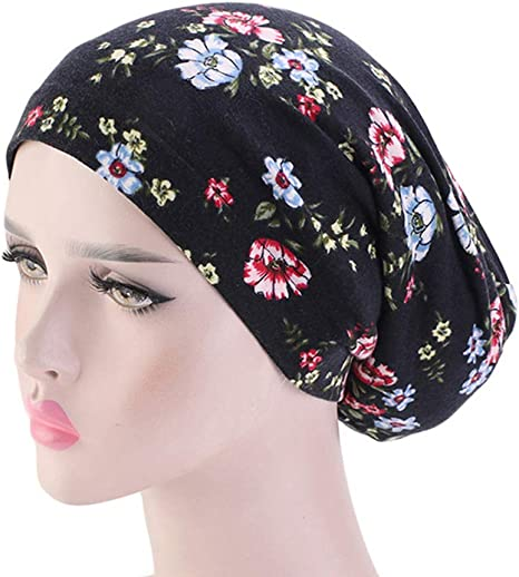 COMFORTABLE COTTON CAPS IN 7 COLOURS SPECIAL HEADWEAR FOR CHEMO HAIR LOSS