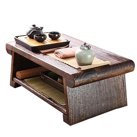 Amazon.com: Mesa de café para salón, muebles/mesas, mesa de ...