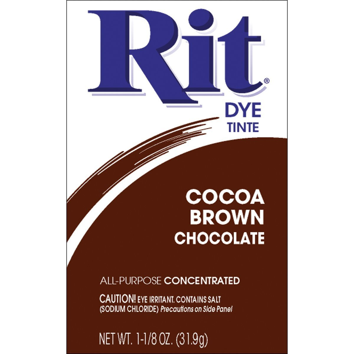 Rit Dye Powder-cocoa Brown 1-1/8 oz.