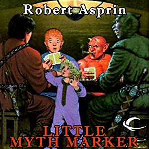 Little Myth Marker Audiobook