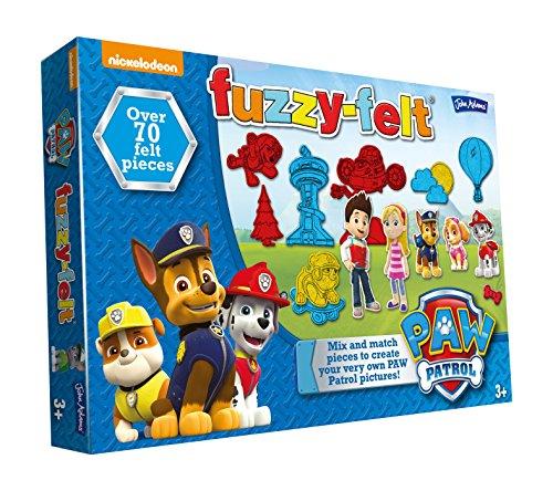 John Adams 10350 Fuzzy-Felt Paw Patrol Toy