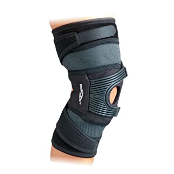 60062612be Donjoy Tru Pull Advanced Hinged Knee Brace - Patella Knee Support ...