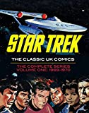 img - for Star Trek: The Classic UK Comics Volume 1 book / textbook / text book