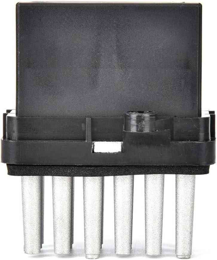 Resistenza del motore del ventilatore Resistenza del motore del ventilatore del riscaldatore del condizionatore daria dellautomobile dellABS per BA7 Widerstand OEM 1433503 1847910 6G9T1