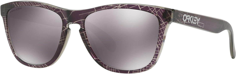 OO9245 68 54サイズ OAKLEY (オークリー) サングラス FROGSKINS フロッグスキン Urban Commuter NYC 黒 / Prizm 黒 アーバンコミューター Asia Fit メンズ レディース