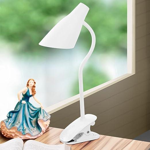 AZW Creativo Recargable Led Lámpara de Mesa Pequeña Ojo Cuidado ...