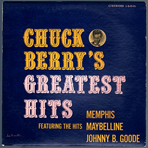 Chuck Berry's Greatest Hits - Kingston Stores Mall
