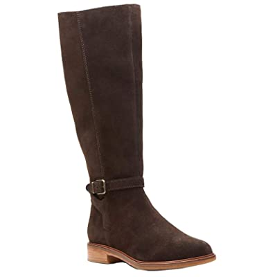 Clarks Womens Clarkdale Clad Boot | Mid-Calf