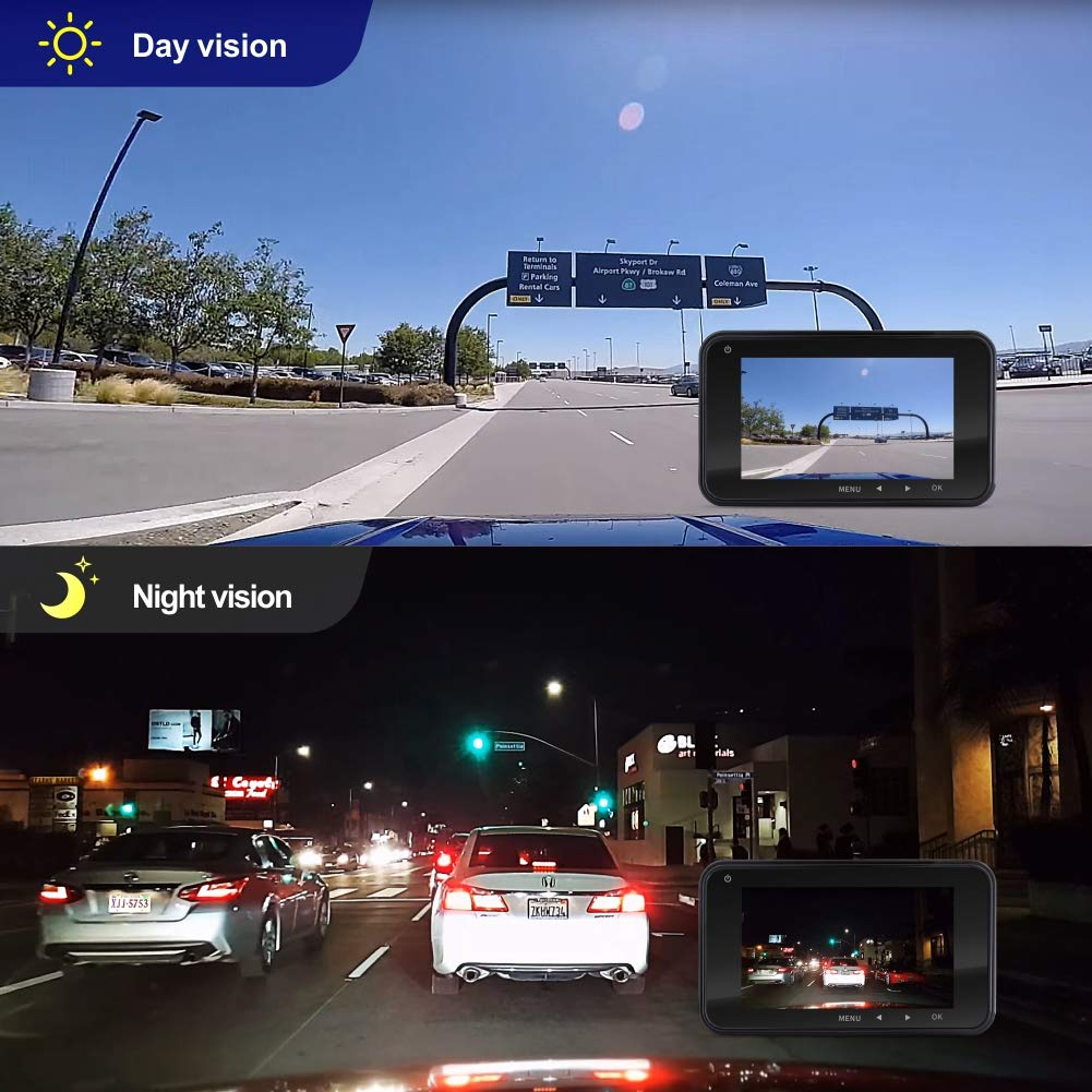 Rear View Camera 720P Dash Cam,Compatible with G229 only