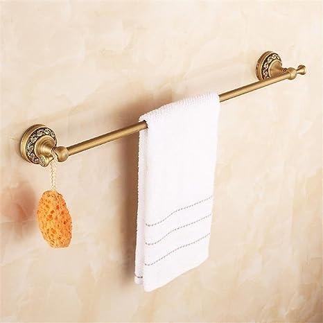 Toallero de Acero Inoxidable, baño, Apto para baños y ...