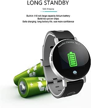 Pulsera Actividad Inteligente Full OLED táctil Reloj Pulsera ...