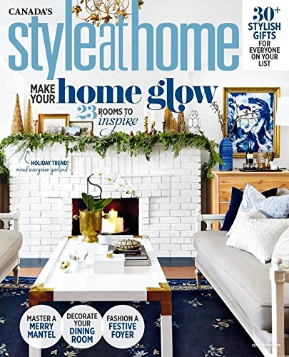 Best Price for Style At Home Magazine Subscription
