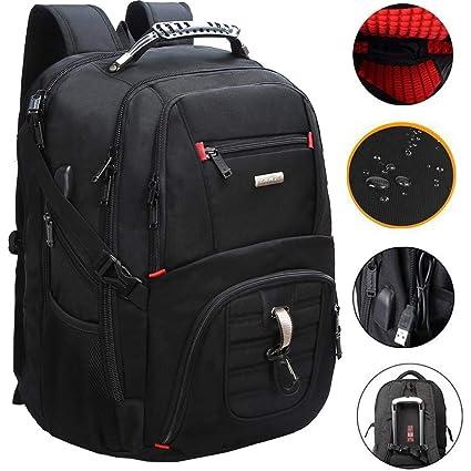 9d17b9f49963 Amazon.com  FREEBIZ Extra Large Travel Laptop Backpack