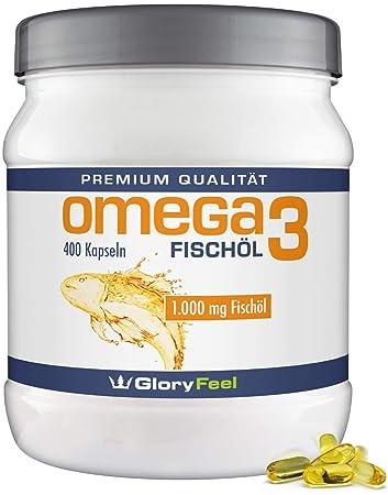 Omega 3 Fischöl Kapseln 1000mg Der Vergleichssieger 2019 400