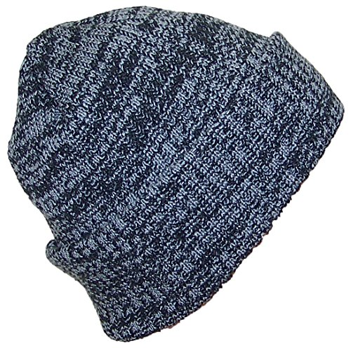 Best Winter Hats Adult 2 Tone Color Thick W/Fleece Lined Cuffed Winter Cap (One Size) - ()