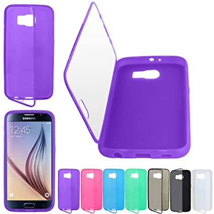 Amazon.com: Skque® TPU Wrap Up Cover Funda w/Built-in ...