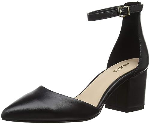 095bb404381 Aldo Women s s Keclya Ankle Strap Heels  Amazon.co.uk  Shoes   Bags
