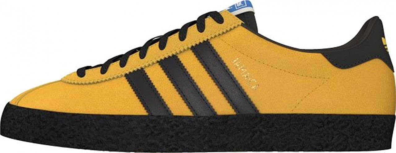 3c8621fd0f357 adidas Jamaica, Bold Gold-core Black-Bluebird, 13, 5: Amazon.co.uk: Shoes &  Bags