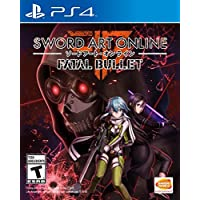 Sword Art Online: Fatal Bullet for PlayStation 4 by Namco Bandai
