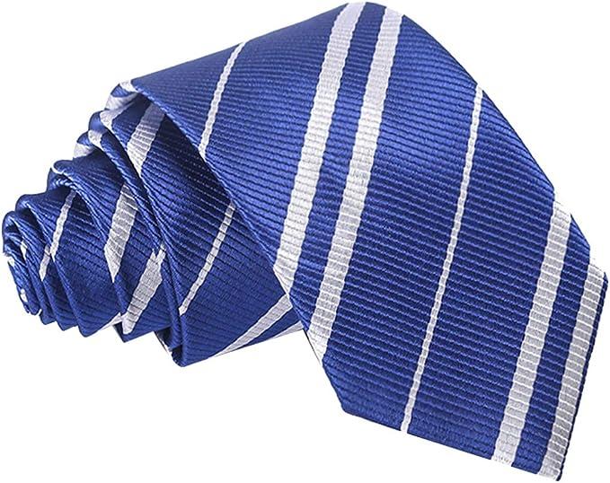 Corbata Uniform Fashion Oblique Stripe Formal Corbata School ...