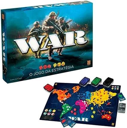 Jogo War Grow Amazon Com Br