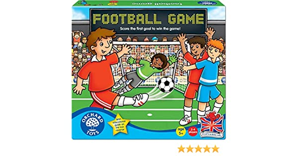 Orchard Toys Football Game by Orchard Toys: Amazon.es: Juguetes y juegos