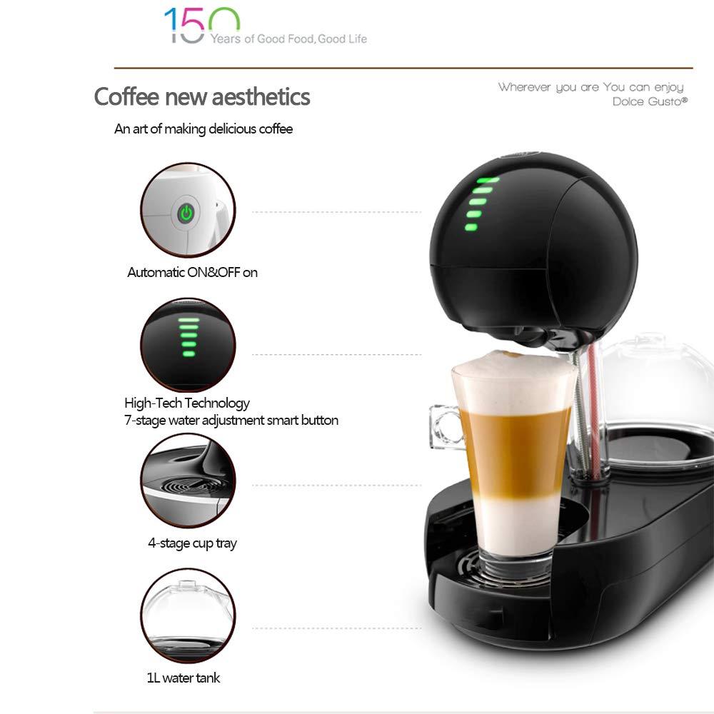 Máquina de café Hogar Comercial Totalmente máquina automática de ...