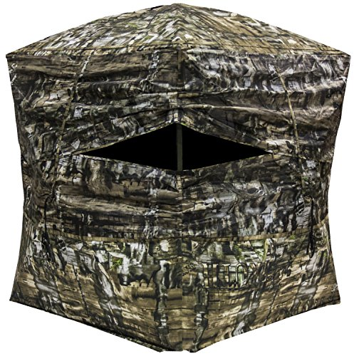 Primos 65150 Double Bull Surround View Blind 360