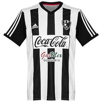 1bbcf9ee7 adidas 2017 Club de Cuervos FC Home Shirt (South American Import) - XXL