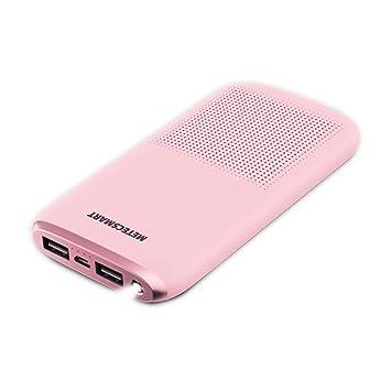 Metecsmart - Cargador de teléfono móvil (10000 mAh), Color ...