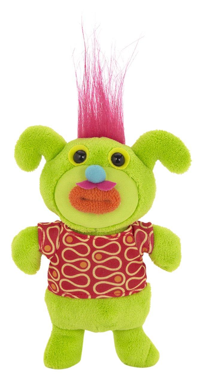 Singamaling Noodle Plush - Sings On Top of Spaghetti Plush, Green